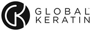 Logo Global Keratin Cheveux